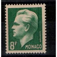 Monaco - Numéro 346 - Neuf avec charnière