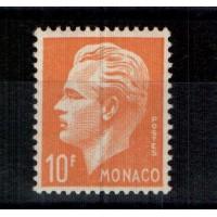 Monaco - Numéro 350 - Neuf sans charnière