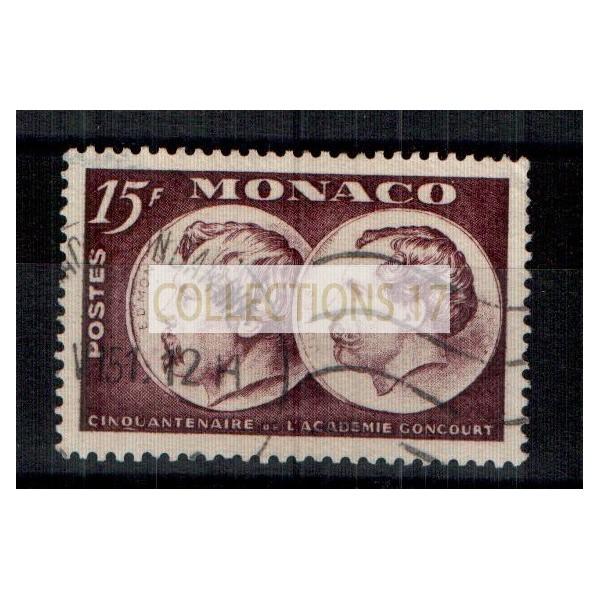 Monaco - Numéro 352 - Oblitéré