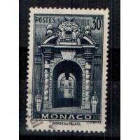 Monaco - Numéro 370 - Oblitéré