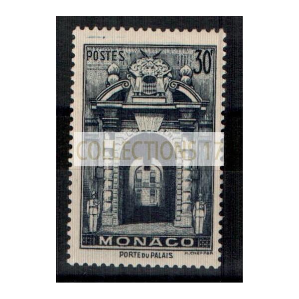 Monaco - Numéro 370 - Neuf  sans charnière