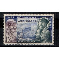 Monaco - Numéro 396 - Oblitéré
