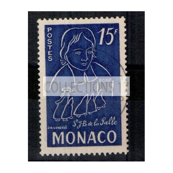 Monaco - Numéro 404 - Oblitéré