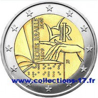 2 €uros Belgique 2009