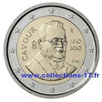 2 €uros Italie 2010 (UNC Sortie de Rouleau)