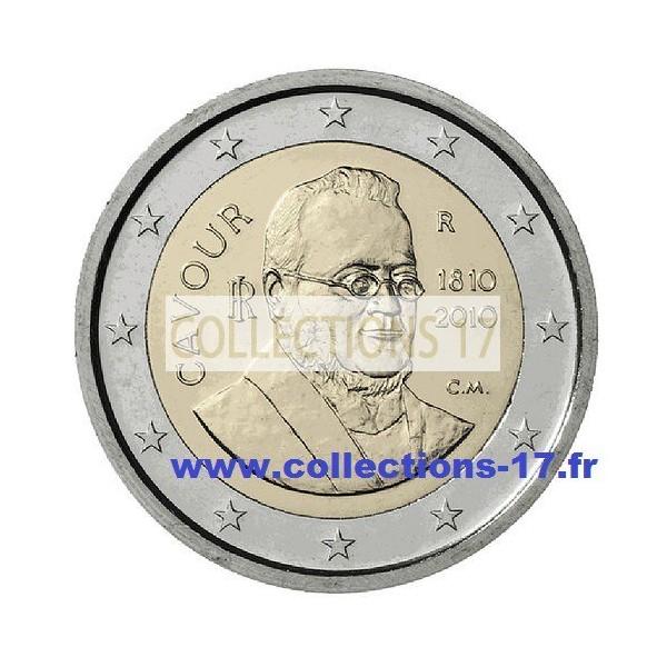2 €uros Italie 2010