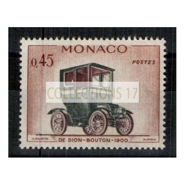 Monaco - Numéro 567 - Neuf sans charnière