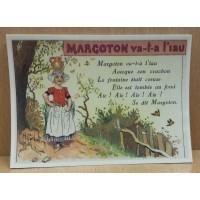 Margoton va-t-a l'iau