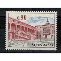 Monaco - Numéro 848 - Neuf sans charnière