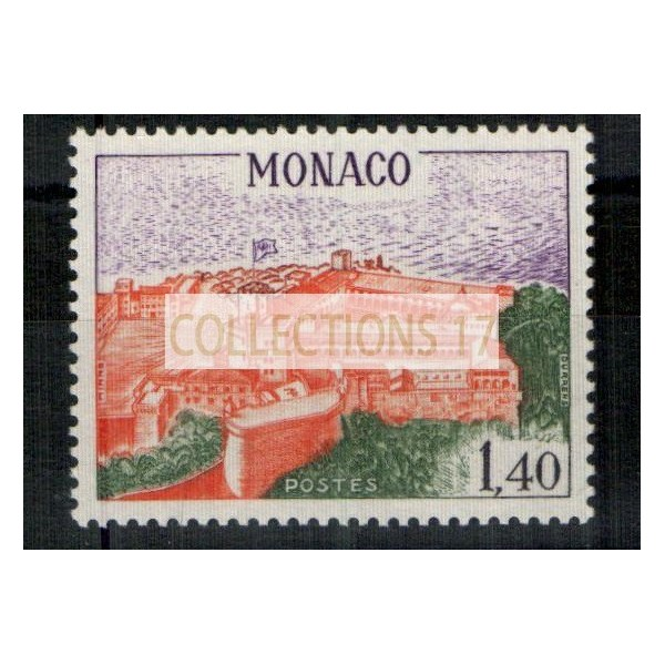 Monaco - Numéro 850 - Neuf sans charnière