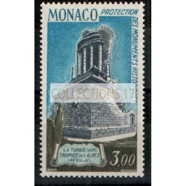 Monaco - Numéro 854 - Neuf avec charnière
