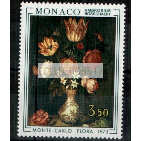 Monaco - Numéro 916 - Neuf avec charnière