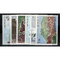 Monaco - Numéro 986 à 991 - neuf avec charnière