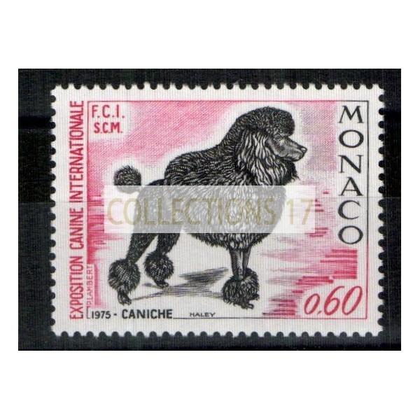 Monaco - Numéro 1037 - neuf avec charnière