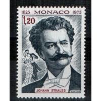 Monaco - Numéro 1042 - neuf avec charnière