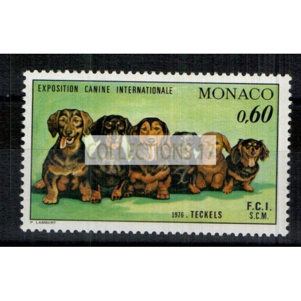 Monaco - Numéro 1051 - neuf avec charnière