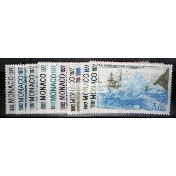 Monaco - Numéro 1103 et 1111 - neuf avec charnière