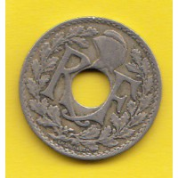 10 Centimes Lindauer 1924 Poissy