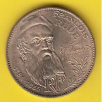 10 Francs François Rude - 1984 Tranche A