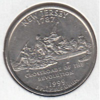 New Jersey - 1999 - D