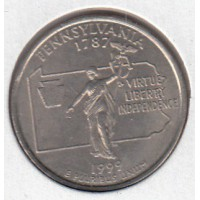 Pennsylvania - 1999 - P