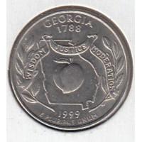 Georgia - 1999 - P