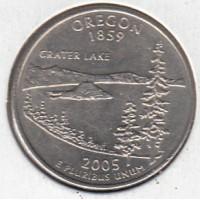 Oregon  - 2005 - D