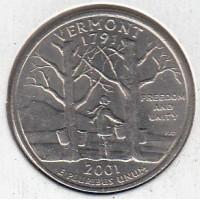 Vermont - 2001 - D