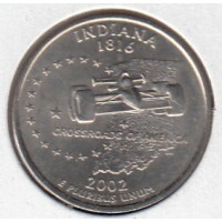 Indiana - 2002 - D