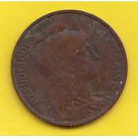 5 Centimes Dupuis 1920