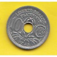 10 Centimes Lindauer 1945 (pt module) belle qualité