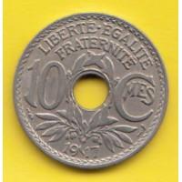 10 Centimes Lindauer 1917
