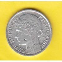 50 Centimes Morlon - alu - 1947 B