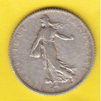 1 Franc Semeuse Argent 1909