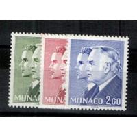 Monaco - Numéro 1335 à 1337 - Neuf sans charnière