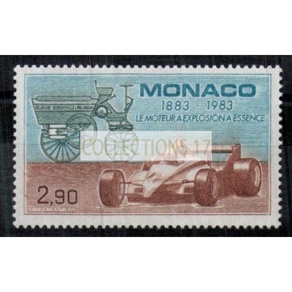 Monaco - Numéro 1371 - Neuf sans charnière