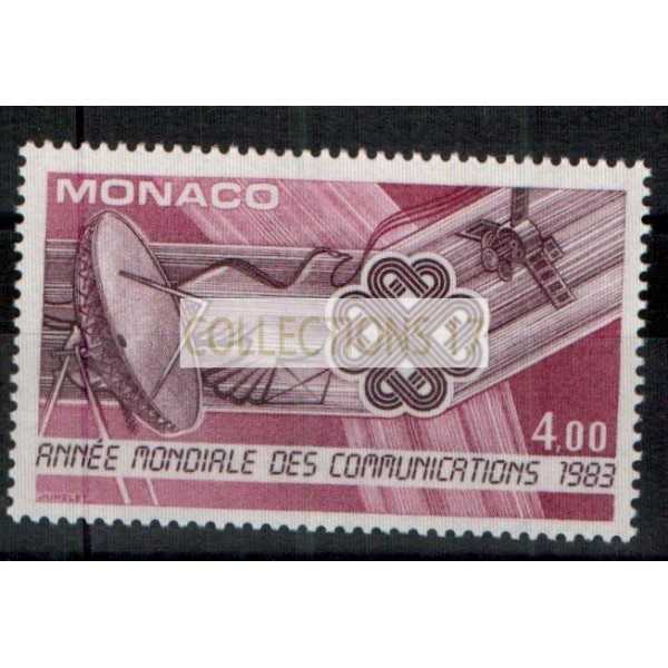 Monaco - Numéro 1373 - Neuf sans charnière