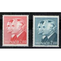 Monaco - Numéro 1374 et 1375 - Neuf sans charnière