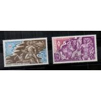 Monaco - Numéro 1387 et 1388  - Neuf sans charnière