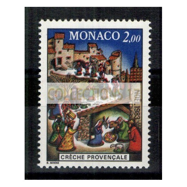 Monaco - Numéro 1400 - neuf sans charniere