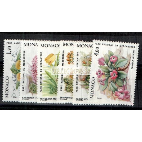 Monaco - Numéro 1461 à 1466- neuf sans charniere