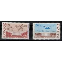 Monaco - Numéro 1475 et 1476 - neuf sans charniere