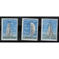 Monaco - Numéro 1488 à 1490 - neuf sans charniere