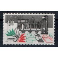 Monaco - Numéro 1491 - neuf sans charniere