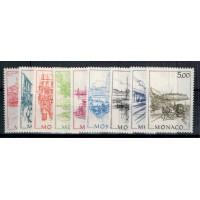 Monaco - Numéro 1510 à 1518 - neuf sans charniere