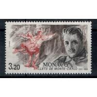 Monaco - Numéro 1533 - neuf sans charniere