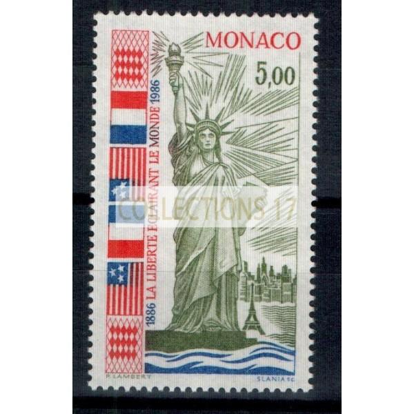 Monaco - Numéro 1535 - neuf sans charniere