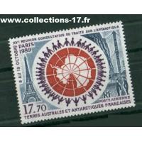 T.A.A.F numéro PA 109 - Neuf sans charnières