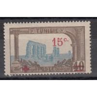 Timbres de Tunisie - numéro 62 - neuf avec charnère