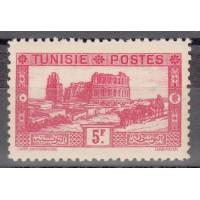 Timbres de Tunisie - numéro 178 - neuf avec charnère